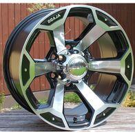4X4 321 8.0X16 5X139.7 ET0 BMF Auto Moto Tyres
